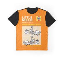 Haynes Manual - Little Nellie - T-shirt Graphic T-Shirt
