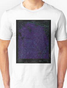 USGS TOPO Map Alabama AL Barton 303185 1953 24000 Inverted T-Shirt