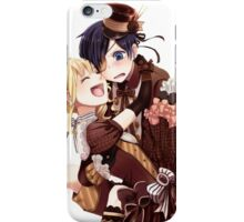 ciel and lizzy  iPhone Case/Skin