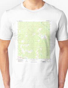 USGS TOPO Map Alabama AL Gateswood 303955 1978 24000 T-Shirt