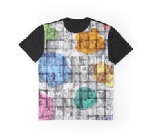 Every day a new face Graphic T-Shirt