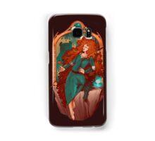 The Scottish Girl Samsung Galaxy Case/Skin