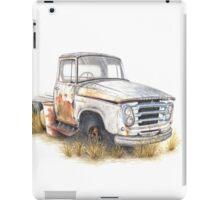Kazart Rusty Truck iPad Case/Skin