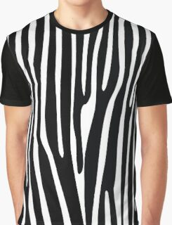 Zebra Graphic T-Shirt