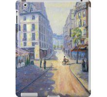 Rue Mazarin, Paris, France iPad Case/Skin