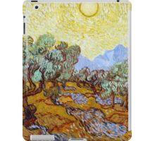 Vincent van Gogh Olive Trees iPad Case/Skin