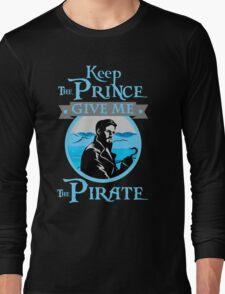 Captain Hook OUAT Shirt Long Sleeve T-Shirt