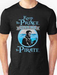 Captain Hook OUAT Shirt Unisex T-Shirt