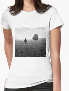 Ouch Womens Fitted T-Shirt