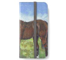 Australian Stockhorse  iPhone Wallet/Case/Skin