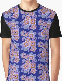 Mixture of Roses and Other Flowers Graphic T-Shirt