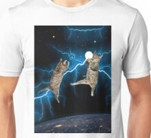 CAT FIGHT Unisex T-Shirt