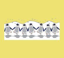 Penguin Mug One Piece - Short Sleeve