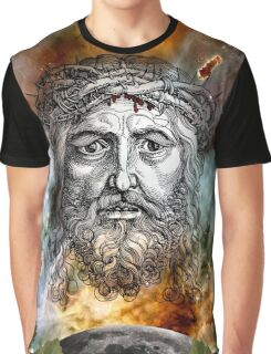SACRED SPACE Graphic T-Shirt