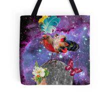 STEAMPUNK BIRD Tote Bag