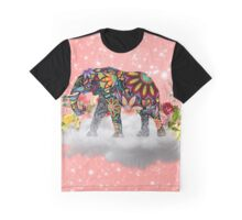 MANDALA ELEPHANT Graphic T-Shirt