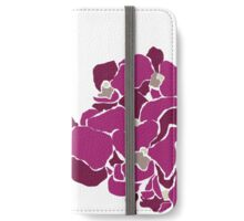 Orchards in Pink B iPhone Wallet/Case/Skin