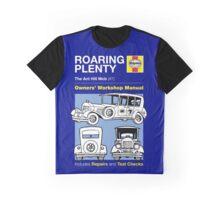 Haynes Manual - Roaring Plenty - T-shirt Graphic T-Shirt