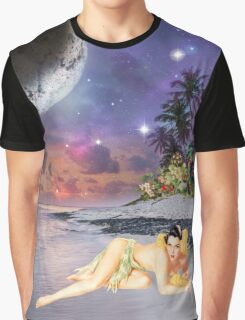 TONIGHT HE COMES Graphic T-Shirt