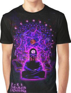 AMOC: Alien Monk Ohm Cthulhu Graphic T-Shirt