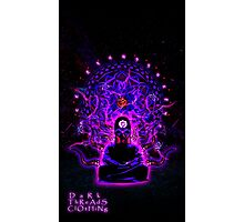 AMOC: Alien Monk Ohm Cthulhu Photographic Print