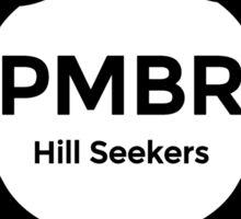 PMBR Hill Seekers Missing Link Sticker