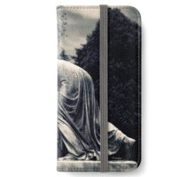 Mournful iPhone Wallet/Case/Skin