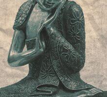 Buddha Contemplation Sticker