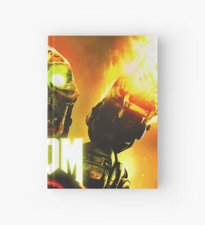 Doom - Skull Artwork Hardcover Journal