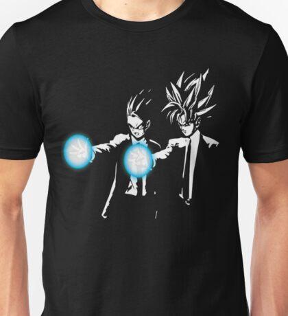 Gohan and goku action Unisex T-Shirt