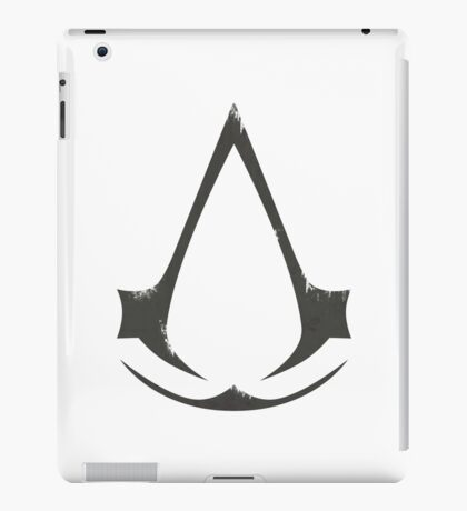Assassin Grunge iPad Case/Skin