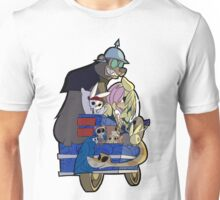 MARES OF HARMONY (2 OF 6) (FS) (N/B) Unisex T-Shirt