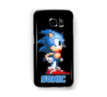 Sonic the Hedgehog 16 bit Samsung Galaxy Case/Skin