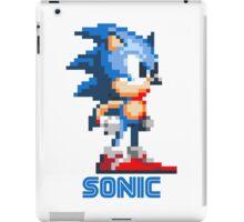 Sonic the Hedgehog 16 bit iPad Case/Skin