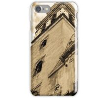 Seville - San Pedro Bell Tower iPhone Case/Skin