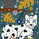 Snow Leopard Cub by CarlyWatts