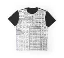 Tiny City Graphic T-Shirt