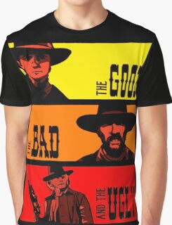 Back to the western Graphic T-Shirt