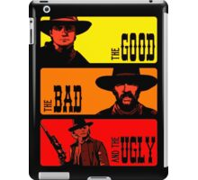 Back to the western iPad Case/Skin