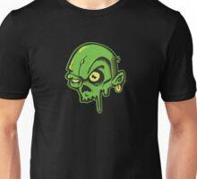 Green zombie Unisex T-Shirt