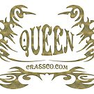 Queen by crassco by fuxart