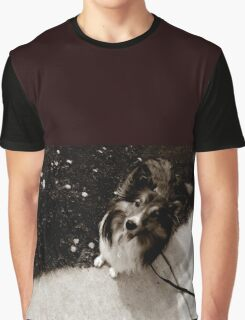 Patiently Waiting Graphic T-Shirt