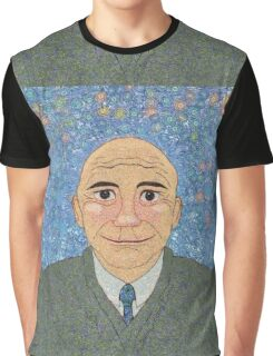 THE JUDGE ALL SHAVEN AND SHORN Graphic T-Shirt