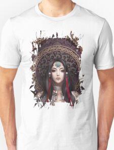 Lotus Meditating Unisex T-Shirt
