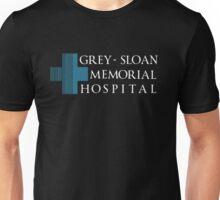 seatle grace mercy sloan hospital Unisex T-Shirt
