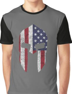 american spartan warriors Graphic T-Shirt