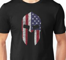 american spartan warriors Unisex T-Shirt