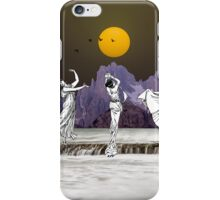 FAR FROM THE MADDING  iPhone Case/Skin