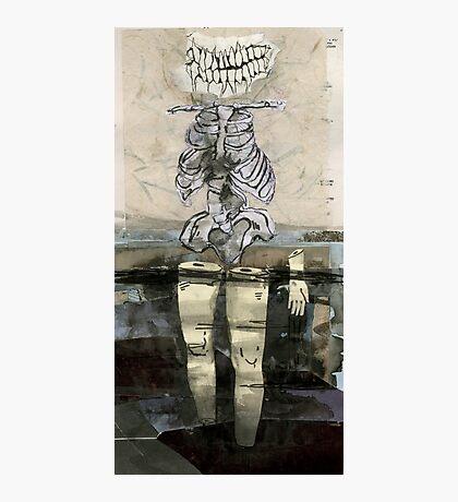 Human Anatomy Photographic Print