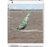 Wind surfing 07 iPad Case/Skin